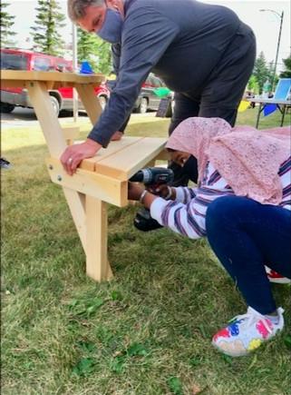 picnic build