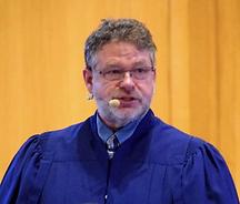 Rev. Mark Tremblay at Knox