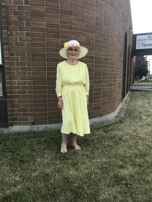 Mary in SW Calgary