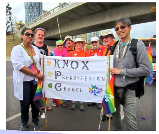 Celebrating Pride at Knox