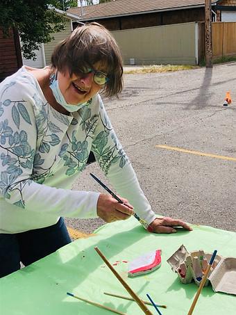 painting in Calgary