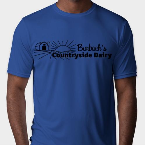 Burbach's Countryside Dairy Performance Shirt