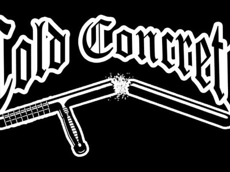 Cold Concrete: Ohio Hardcore (featured Artist)