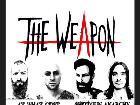 The Weapon: NYC's Newest Hardcore Band feat. Jesse Leach (Killswitch Engage)