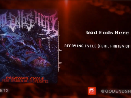 GODENDSHERE: Decaying Cycle (Texas Heavy)