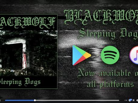 BLACKWOLF: SLEEPING DOGS (NEW SONG)
