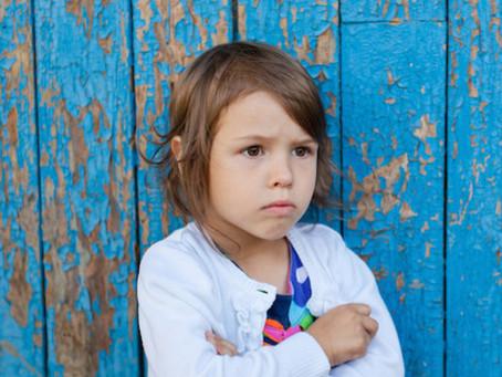 Comment faire face à un enfant en colère ?
