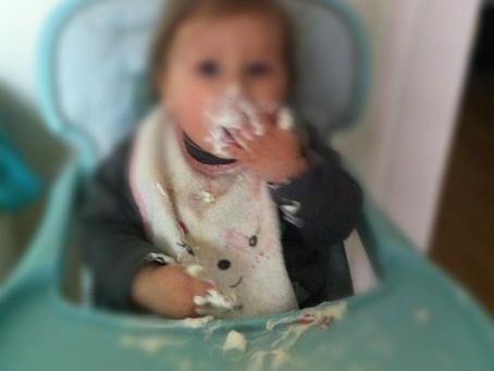 Cap de laisser manger bébé avec les doigts?