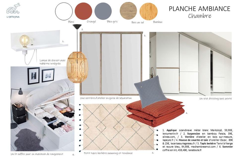 Planche Chambre