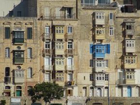 détails balcons maltais