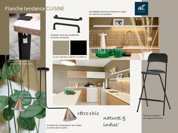 projet_déco_cuisine_rétro_chic_noir_et_k