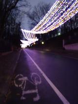 lumière violette nuit.JPG