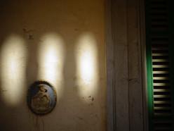 ombre sur mur