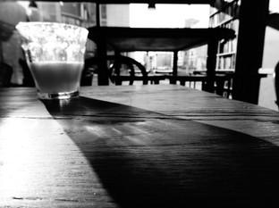 ombre verre noir et blanc.JPG