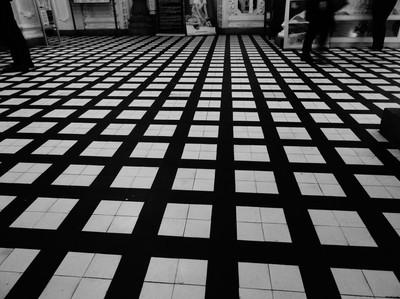 carrelage noir et blanc.JPG