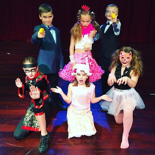 Friday Group Drama Classes: $20 per session