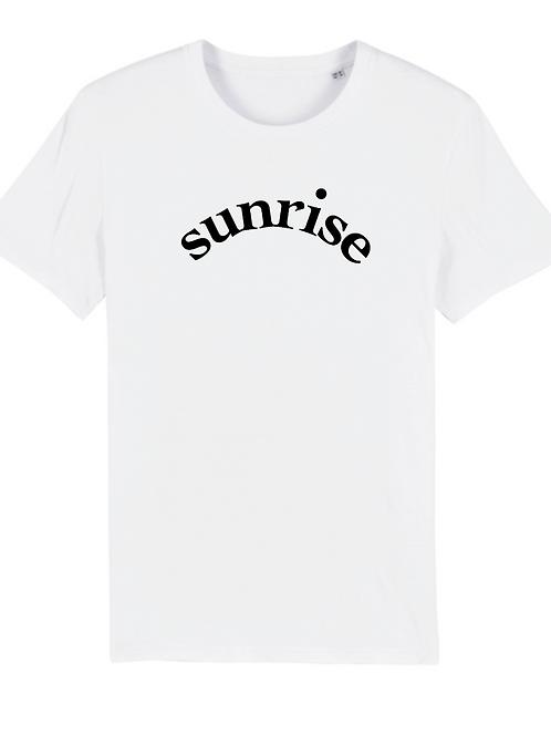 T-shirt Blanc Sunrise Bold