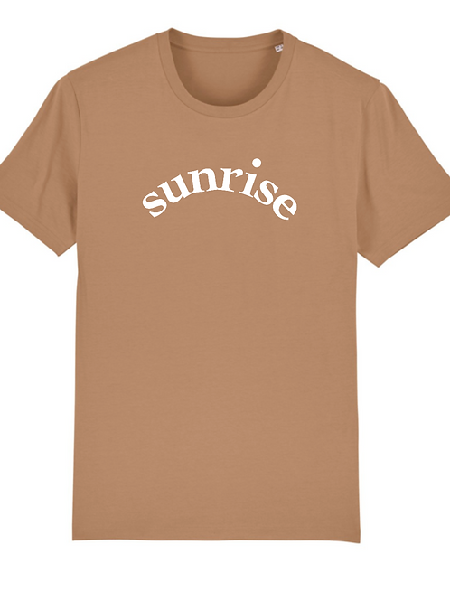 T-shirt Camel Sunrise Bold