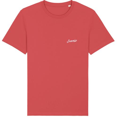 T-shirt Bundah Rouge Clay