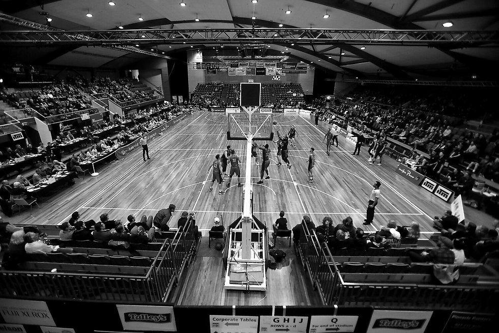 Trafalgar Centre Basketball