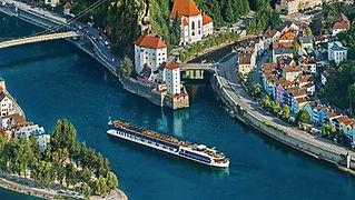 Ocean and Rive Cruises, AMA Waterways, Uniworld, Viking, Crystal, Avaloyn