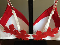 Rotary Orillia Bras for a Cause 2017 Made in Canada Eh submission by Gotta Go Travel TPI