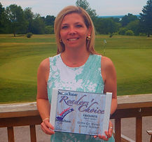 Corry Ticknor Gotta Go Travel Voted Favourite Travel Agency by Orillia Readers Choice Awards 2014