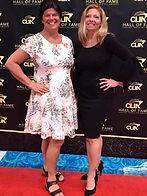 Corry Ticknor & Natalie Lingley attend CLIA Cruise 360 Gala April 2018