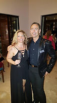 Corry Ticknor owner of Gotta Go Travel with Celebrity Cruises Rep Chad Kowalenko