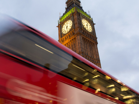 Top tips for travel to London
