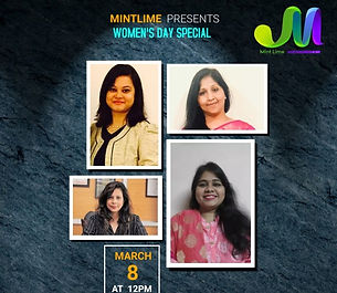 A VIRTUAL EVENT MANAGEMENT SEMINAR TO SPREAD AWARENESS ON THE POWER OF WOMEN EMPOWERMENT.
