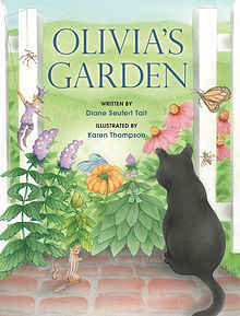 Olivia's Garden - Cover Page
