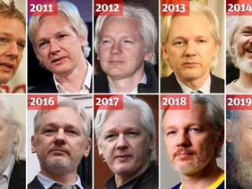 Julian Assange compie 50 Anni.