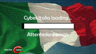 Cyber Italia: possiamo rimediare, DOBBIAMO rimediare, VOGLIAMO rimediare. Facciamolo ora!