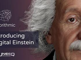 """Vuoi parlare con Einstein? Dalle AI questa esperienza """"unica""""."""