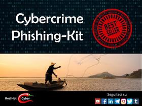 Kit di Phishing, best-seller del cybercrime.