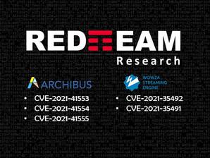 Red TIM Research, pubblica 5 CVE, di cui una con Severity 9,8.