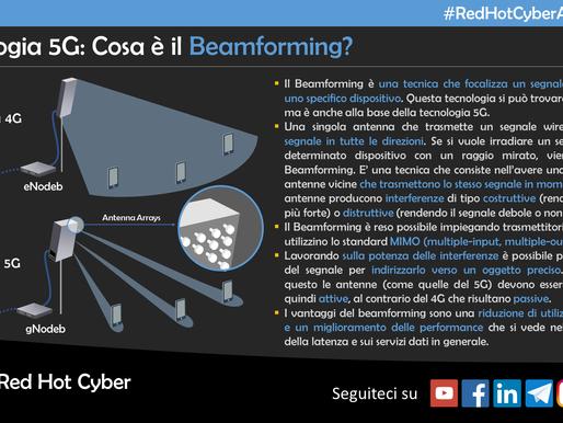 Beamforming: il segreto del 5G