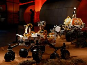 Il rover Cinese oggi è atterrato su Marte.