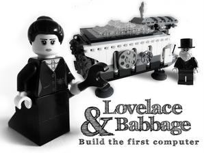 Ada Lovelace e Charles Babbage, pionieri del calcolo automatico programmabile