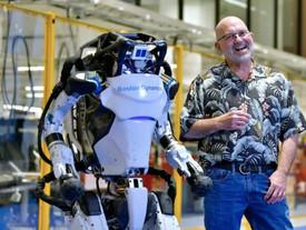 """Parla Marc Raibert, il fondatore della Boston Dynamics. """"I robot hanno ancora molta strada da fare""""."""