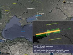 La Russia sta disturbando il satellite Sentinel dell'Agenzia spaziale europea?