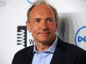 "Tim Berners-Lee chiede a Google, Facebook, Amazon di ""riparare"" Internet."