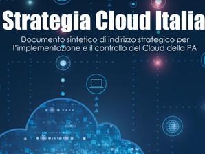 Cloud Italia: una strategia in 3 fasi per portare l'Italia tra le nuvole.