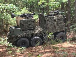 L'esercito americano inizia a prepararsi per la rivolta delle macchine.