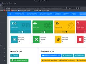 Programmi hacker: MobSF, Uno strumento di analisi delle APP mobile open source.