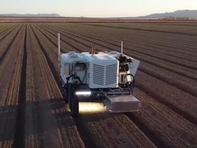 Robot & Agricoltura: le piante infestanti saranno rimosse da un laser, senza ricorrere alla chimica.