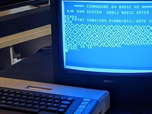 Emulare un Commodore 64 su un Atari 8000XL ad 8 bit è ora possibile.