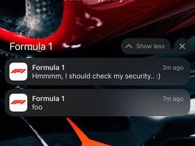 L'app ufficiale di Formula 1 è stata hackerata.