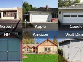 I 6 garage più famosi della storia.